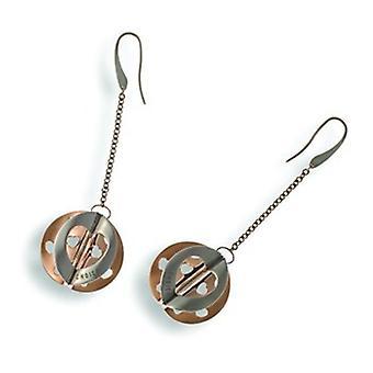 CHOICE JEWELS Mod. KIND Orecchini/Earrings 8.5cm