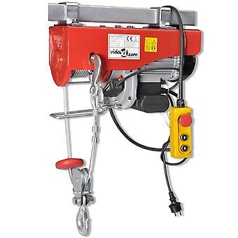 Elektrischer Seilhebezug 1300 W 500/999 kg