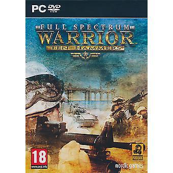 Full Spectrum Warrior Ten Hammers PC Game