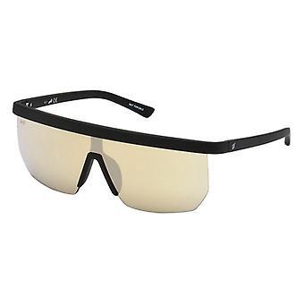 نظارات شمسية للجنسين ويب نظارات WE0221-02G الذهبي (ø 59 ملم)