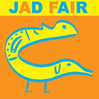 Jad Fair - Hans namn i sig är musik-CD