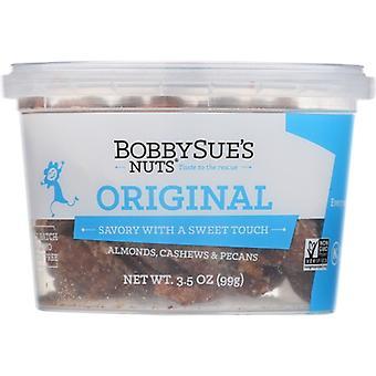 Bobby Sues Nuts Nut Mix Original, Boîtier de 16 X 3,5 Oz