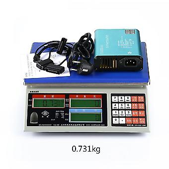 Caricabatterie 4 in 1 per batteria Dji Phantom 4/pro e telecomando