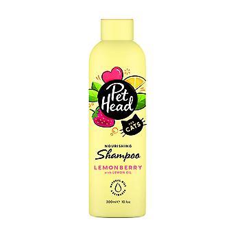 Pet Head nærende flydende kat shampoo