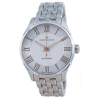 Hamilton Jazzmaster Automatic Silver Dial H42535150 Men's Watch