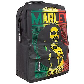 Rock Sax Roots Rock Bob Marley Backpack