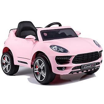 Elektrisches Kinderauto - Pink - Coronet S