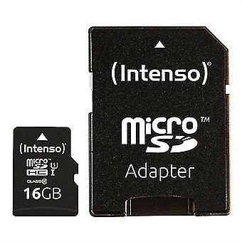 Desktop computers micro sd memory card with adaptor 34234 uhs-i premium black