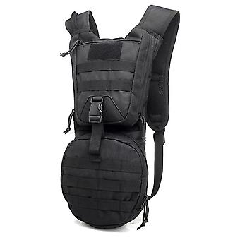 Outdoor Sports Riding Water Bag Hiking Men's And Women's Multifunctional Tactical Water Bag Backpack