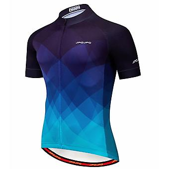 2021 New Spring And Autumn Men Of Long Sleeves Leisure Time Comfort Cycling Jersey Triathlon Mountainbike Jersey