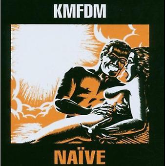 KMFDM - Naive [CD] USA import