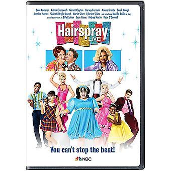 Hairspray Live [DVD] USA import