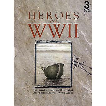 Heroes of WW2 [DVD] USA import
