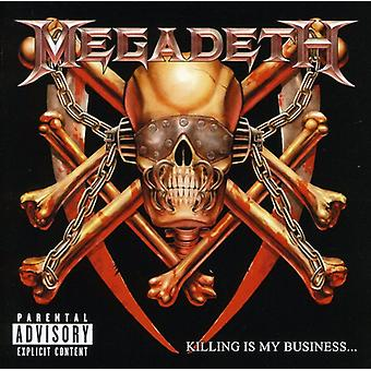 Megadeth - Killing Is My Business [CD] USA import