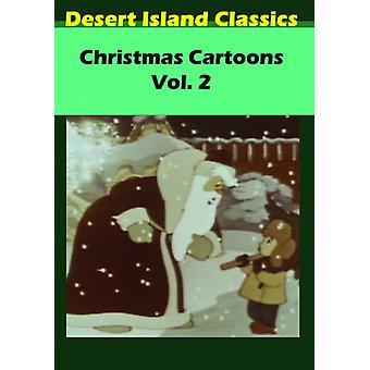 Christmas Cartoons 2 [DVD] USA import