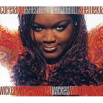 Shemekia Copeland - Wicked [CD] USA tuonti