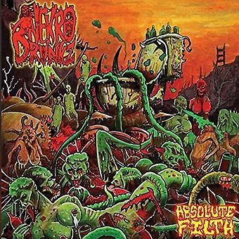 Nekro Drunkz - Absolute Filth [CD] USA import