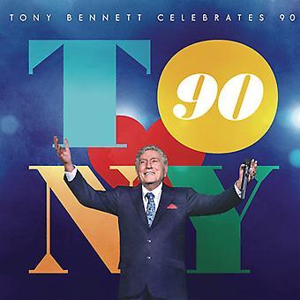 トニー ・ ベネット - トニー ・ ベネットを祝う 90 [CD] USA 輸入