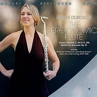 Aralee Dorough - The Ergonomic Flute [CD] USA import