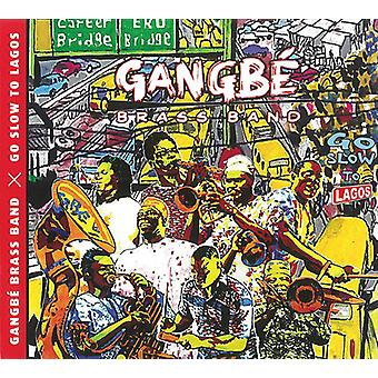 Gangbe Brass Band - Go Slow to Lagos [CD] USA import
