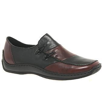 Rieker كاسي المرأة عارضة الأحذية