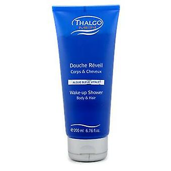 Thalgo Thalgomen Wake-up Doccia Gel - Corpo & Capelli - 200ml/6.7oz