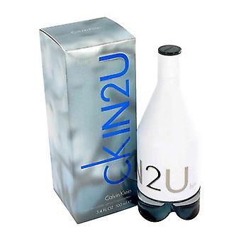 Calvin Klein IN2U Woda toaletowa 50ml EDT Spray