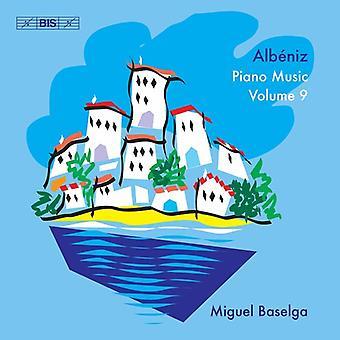 Castellnou / Baselga - pianomuziek 9 [CD] USA import