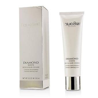 Natura Bisse Diamond vit Rich Luxury Cleanse - 100ml/3.5 oz