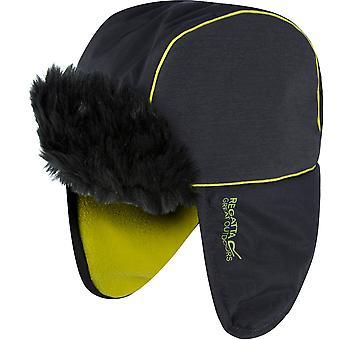 Regaty chłopców & dziewczyny wraku polarową podszewką traper kapelusz