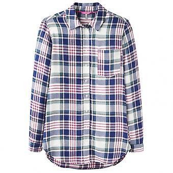Joules Joules Laurel cocher Womens chemise (Z)