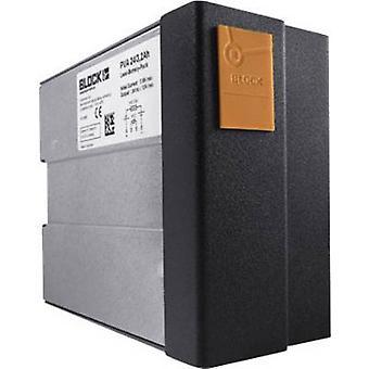 Block PVA 24/7Ah Industrial UPS