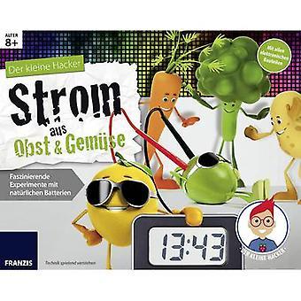 Franzis Verlag 65252 Der kleine Hacker: Strom aus Obst & Gemüse Science kit (box)