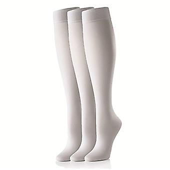Activa compressão collants Collants forros branco Xx-Lge 10Mmhg 3