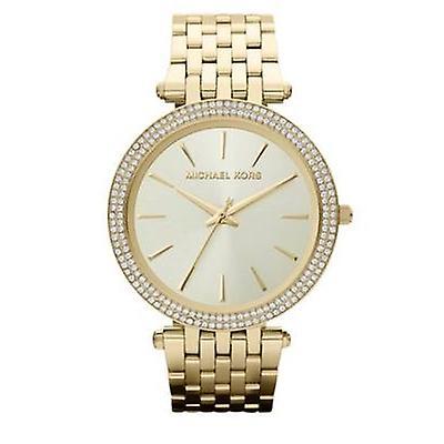 Michael Kors Ladies' Darci Watch - MK3191 - Champagne/Gold