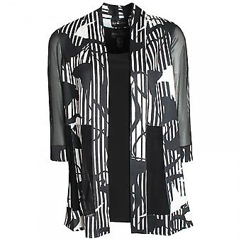 Frank Lyman Printed Jacket And Cami Set