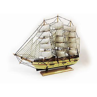 帆船、59x48x11 cmの帆12