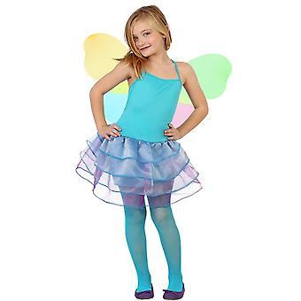 Kinder Kostüme Mädchen Winter Fee Kostüm