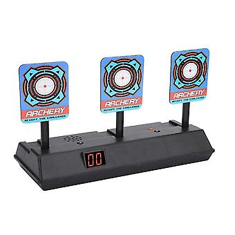 Electronic Toy weapon targets