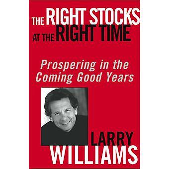 الأسهم الحق في الوقت المناسب-ازدهار في السنة القادمة جيدة