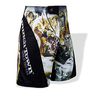 PunchTown de balans strijd Shorts