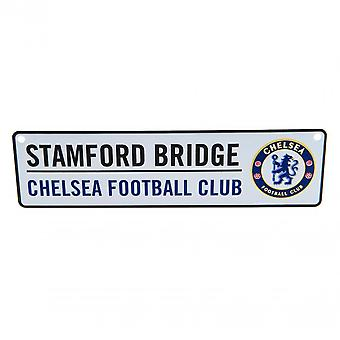 チェルシー FC 公式ウィンドウ ストリート サイン