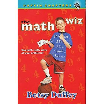 The Maths Wiz (Puffin Chapters)