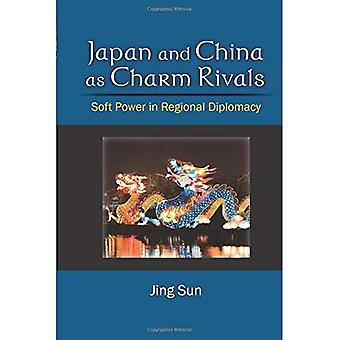 Japan en China als charme rivalen
