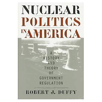 Politica nucleare in America una storia e teoria della regolazione di governo