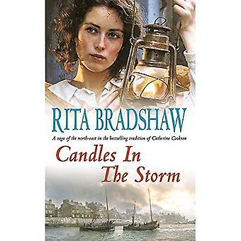 Kaarsen in de Storm