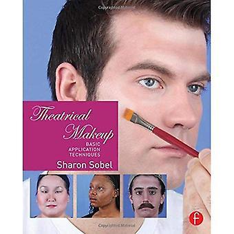 Maquillage théâtral: Techniques d'Application de base