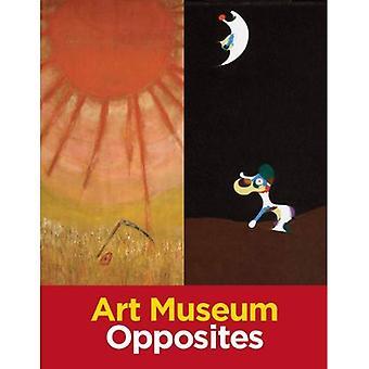 Konstmuseum motsatser
