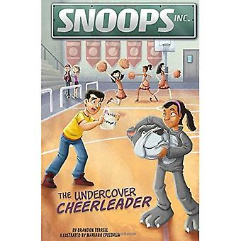 Die Undercover Cheerleader (Snoops, Inc.)