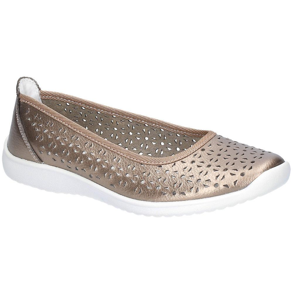 Fleet & Foster Womens Anne Slip On Lightweight Summer Shoes Oy2fX